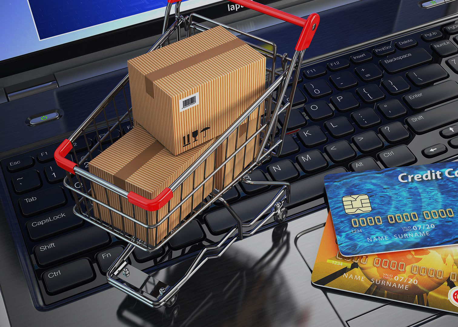 Ecommerce Solutions in Lahore | Awan Softwares